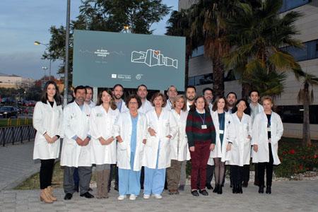 Equipo de profesionales de Dermatología