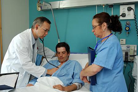 Atención al paciente hospitalizado en Medicina Interna
