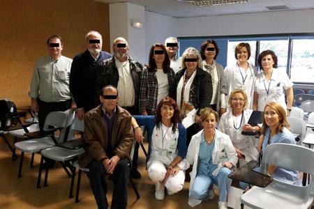 Escuela de pacientes con EPOC