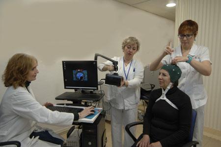 Neurofisiología. Prueba neurofisiológica