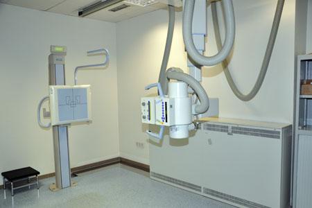 Sala 5 Tórax digital. Hospital General (torax)