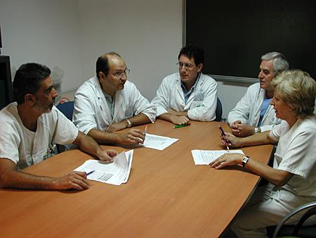 Profesionales de Rehabilitación