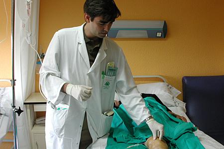 Consulta a paciente de Reumatología
