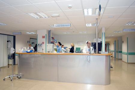 Control de procesos asistenciales