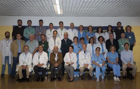 Profesionales de la UGC de Urología