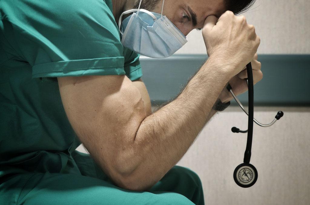 Actividad desarrollada en el hospital con pacientes con patología respiratoria