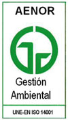 Certificado del Sistema de Gestión ambiental (Servicio Andaluz de Salud - Hospital Universitario Reina Sofia)