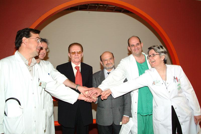 Celebran éxitos del trasplante de páncreas. 2006