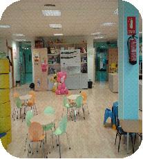 Escuela del hospital