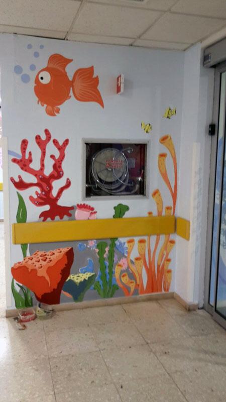Uno de los corales de 'Colores para Alegrarte'.
