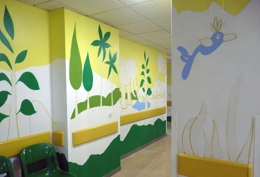 Mural del elefante