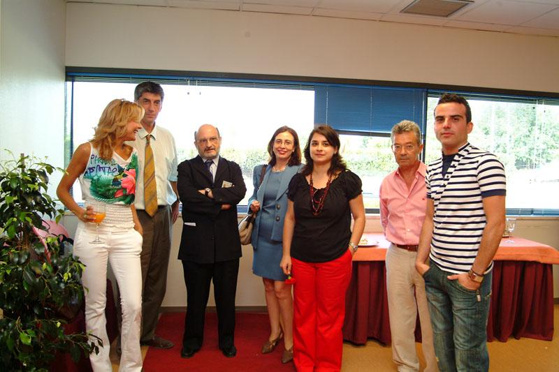 Encuentro con los periodistas. 2006