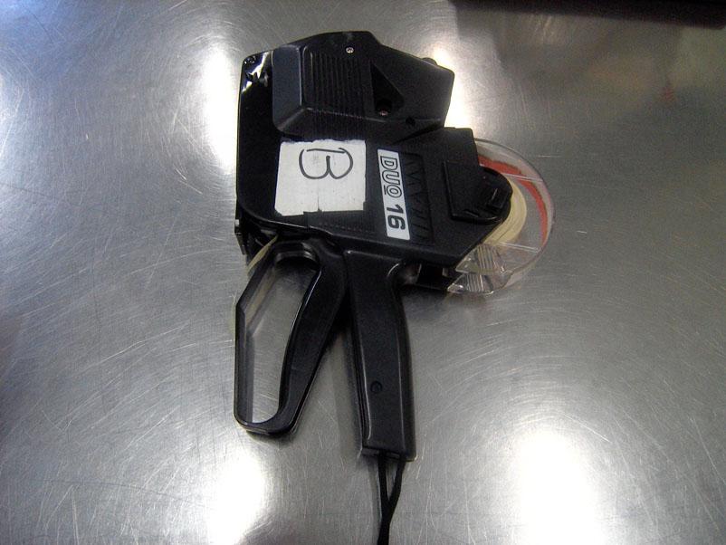 Etiquetadora manual