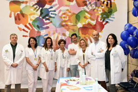 El Hospital Reina Sofía se suma a la celebración del Día de la Higiene de Manos