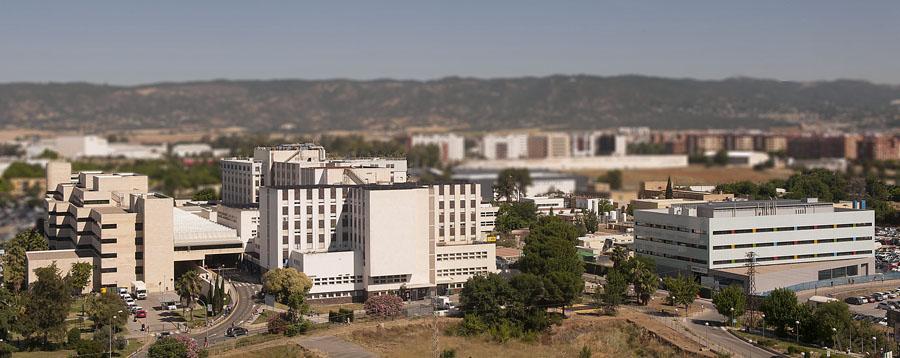 Imagen del complejo sanitario. 2014