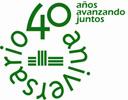 Logo del 40 aniversario