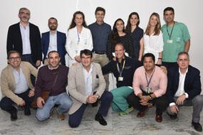 Especialistas de Cirugía Oral y Maxilofacial formados en el Hospital Reina Sofía durante los últimos 25 años celebran un encuentro
