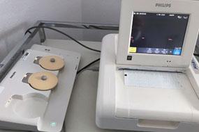 Nuevo monitor inalámbrico de partos