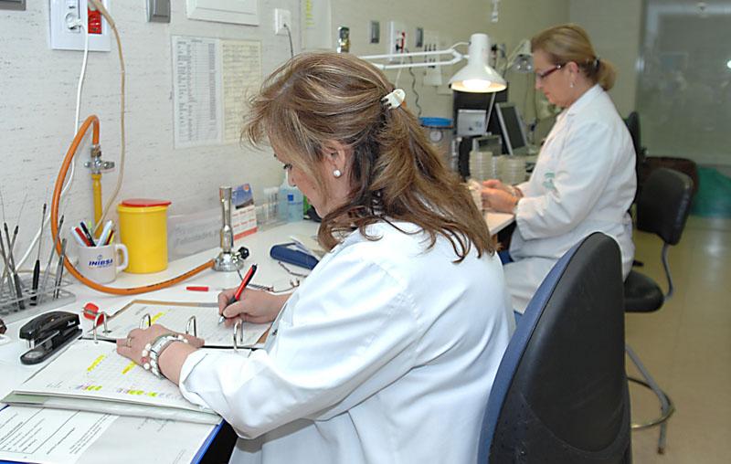 Profesionales de medicina preventiva. 2013