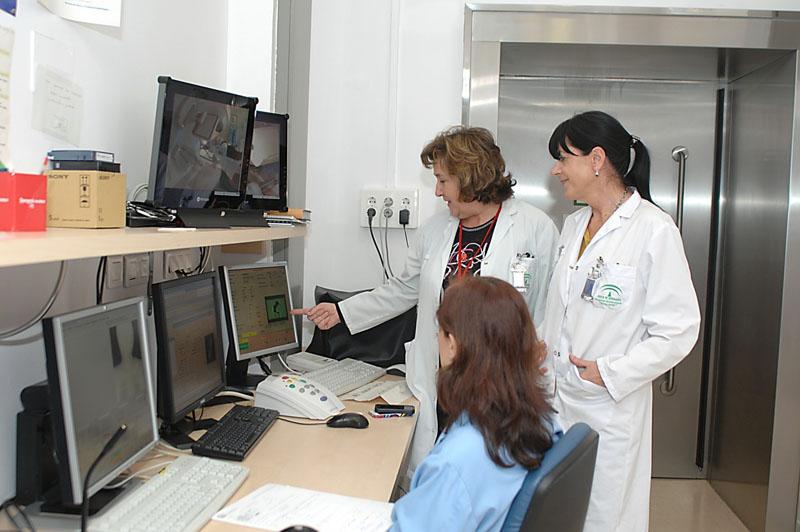 Profesionales de oncología radioterápica. 2014