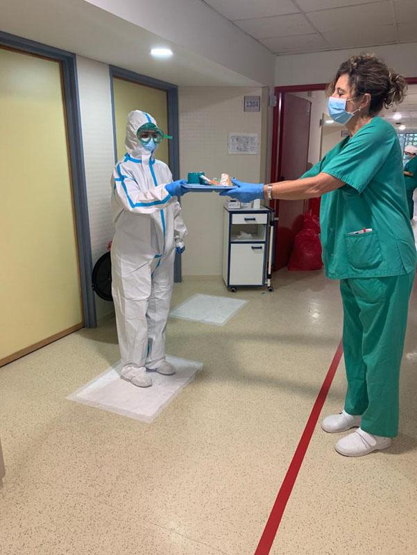 Unidad Covid de Hospitalización