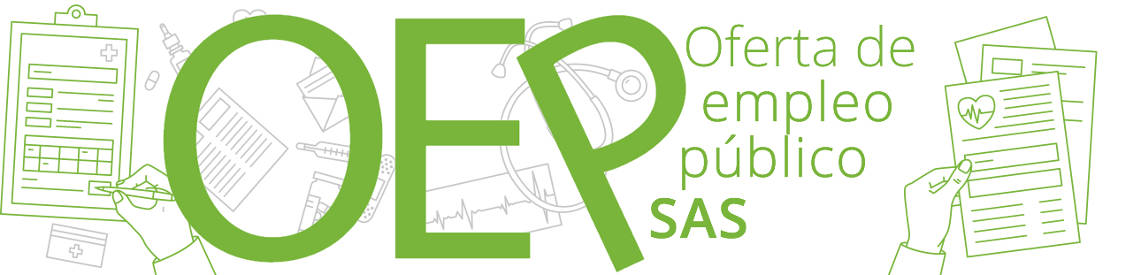 OEP Oferta de empleo público SAS