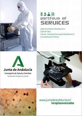 Portada portfolio of services